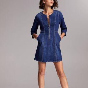 Denim Forum Jackie O Dress size 4